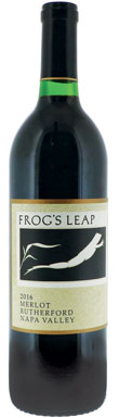 Frog's Leap, Merlot, Napa Valley, Rutherford, 2016