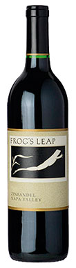 Frog's Leap, Napa Valley, Zinfandel, California, USA, 2013