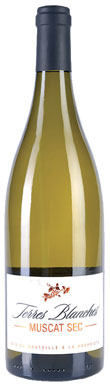 Frontignan Muscat, Pays d'Oc, Terres Blanches Muscat Sec,