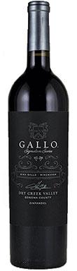 Gallo, Signature Series Zinfandel, Sonoma County, Dry Creek