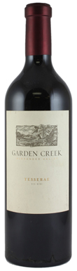 Garden Creek Vineyards, Tesserae Cabernet Sauvignon, Sonoma