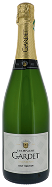 Gardet, Brut Tradition, Champagne, France