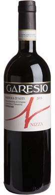 Garesio, Barbera d'Asti, Superiore Nizza, Piedmont, 2013