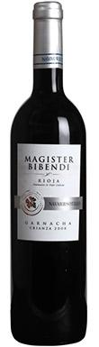 Navarrsotillo, Magister Bibendi Garnacha Crianza, Rioja