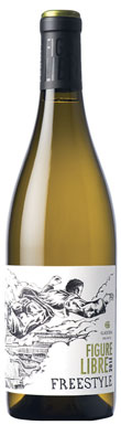 Domaine Gayda, Freestyle Blanc, Pays d'Oc, 2016