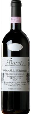 GB Burlotto, Monvigliero, Barolo, Verduno, Piedmont, 2013