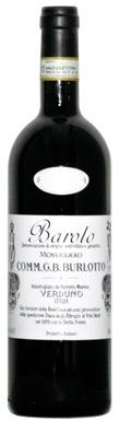 GB Burlotto, Monvigliero, Barolo, Verduno, Piedmont, 2016