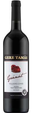 Gere Tamás, Gránát Villány Cuvée, Villány