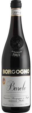 Borgogno, Riserva, Barolo, Piedmont, Italy, 1961