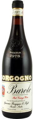Borgogno, Riserva, Barolo, Piedmont, Italy, 1978