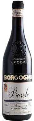 Borgogno, Riserva, Barolo, Piedmont, Italy, 2003