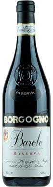 Borgogno, Riserva, Barolo, Piedmont, Italy, 2004