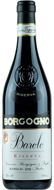 Borgogno, Riserva, Barolo, Piedmont, Italy, 2011