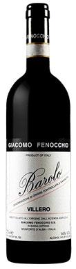 Giacomo Fenocchio, Villero, Barolo, Piedmont, Italy, 2009