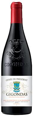Gigondas la Cave, Cuvée du Président, Gigondas, 2019