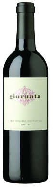 Giornata, Barbera, Paso Robles, California, USA, 2014