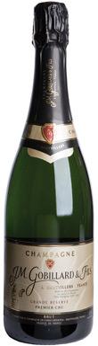 Gobillard, Grande Réserve Brut 1er Cru, Champagne, France