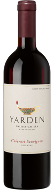 Golan Heights Winery, Yarden Cabernet Sauvignon, 2013
