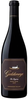 Goldeneye, Ten Degrees Pinot Noir, Mendocino County