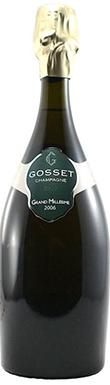 Gosset, Grand Millésime Brut, Champagne, France, 2006