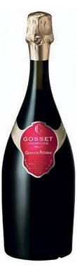 Gosset, Grande Réserve Brut, Champagne, France