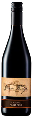 Grace Bridge, Pinot Noir, California, USA, 2013