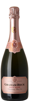 Graham Beck, Brut Rosé, Western Cape, South Africa
