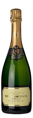 Graham Beck, Chardonnay-Pinot Noir Brut, Western Cape