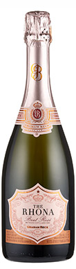 Graham Beck, The Rhona Brut Rosé, Western Cape, South Africa