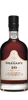 Graham's, 10 Year Old Tawny, Port, Douro Valley, Portugal