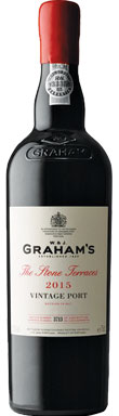 Graham's, Port, The Stone Terraces, Douro, Portugal, 2015