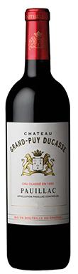 Château Grand-Puy Ducasse, Pauillac, 5ème Cru Classé, 2018