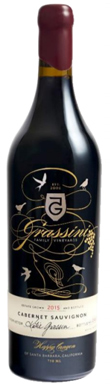 Grassini, Estate Cabernet Sauvignon, Santa Barbara County