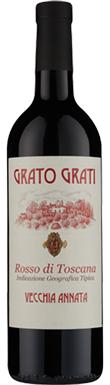 Grato Grati, Rosso di Toscana, Tuscany, Italy, 1991