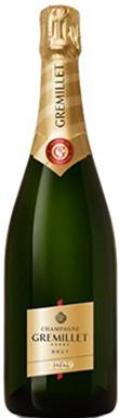 Gremillet, Brut, Champagne, France, 2009