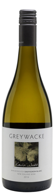 Greywacke, Sauvignon Blanc, Marlborough, New Zealand, 2016