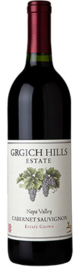 Grgich Hills Estate, Napa Valley, Cabernet Sauvignon, 2008
