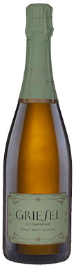 Griesel & Compagnie, Brut Nature Pinot, 2015