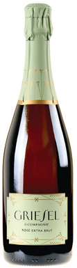 Griesel & Compagnie, Prestige Rosé Extra Brut, 2014