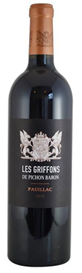 Château Pichon Baron, Les Griffons de Pichon-Baron