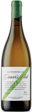 Grower's Club, Sauvignon Blanc, Western Cape, 2017
