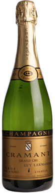 Guy Larmandier, Cramant Blanc de Blancs Grand Cru, Champagne
