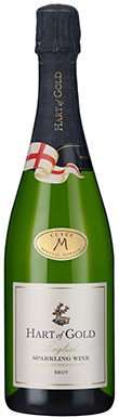 Hart of Gold, Cuvée 'M' - The Madeira finish, Herefordshire
