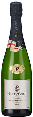 Hart of Gold, Cuvée 'P' - The Port finish, Herefordshire