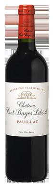 Château Haut-Bages Libéral, Pauillac, 5ème Cru Classé, 2018