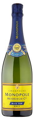Heidsieck & Co Monopole, Blue Top Brut (Magnum), Champagne