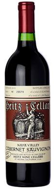 Heitz Cellar, Martha's Vineyard Cabernet Sauvignon, Napa