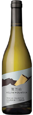 Helan Mountain, Premium Collection Chardonnay, Helan