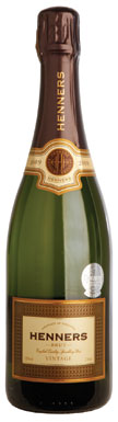 Henners, Vintage Brut, Sussex, England, United Kingdom, 2009