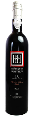 Henriques & Henriques, Boal 15 Year Old, Madeira, Portugal